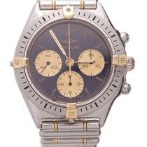 Breitling Callisto Gold/Steel 36mm Blue Arabic numerals United States of America, Florida, Tampa