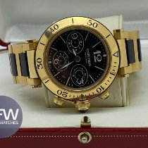 Cartier Pasha Seatimer W301970M 2010 pre-owned