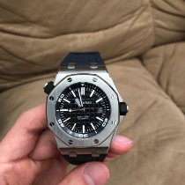 Audemars Piguet Royal Oak Offshore Diver Steel 42mm Black No numerals United States of America, Texas, Round Rock