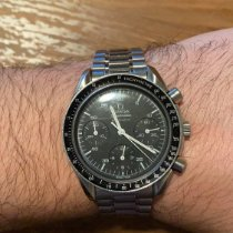 Omega Speedmaster Reduced Steel 39mm Black No numerals United States of America, Georgia, Atlanta