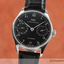 IWC IW500109 Acero 2015 Portuguese Automatic 42.5mm usados