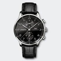 IWC Portuguese Chronograph IW371447 2018 nouveau