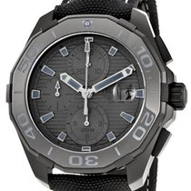 TAG Heuer Aquaracer 300M Ceramic 43,00mm Black No numerals