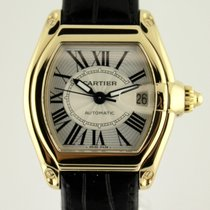 Cartier W62005V2  Roadster  18Kt Yellow Gold 2524