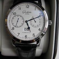 Glashütte Original Senator Observer neu 2020 Automatik Uhr mit Original-Box und Original-Papieren 100-14-05-02-04