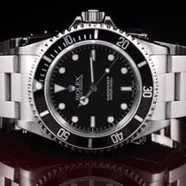 Rolex 14060 Stainless-Steel No Date Submariner - Black Dial