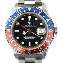 "Rolex GMT I zaffiro ""Swiss"" only lettera U 05/1999 art. Rg363"