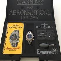 Breitling Emergency Breitling Orbiter 3 Limited Edition