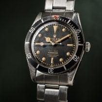 Rolex 6536 Сталь 1957 Submariner (No Date) 37mm подержанные