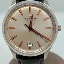 Zenith UNWRON HOT PRICECaptain Central Second royal Port