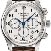 Longines L2.859.4.78.3 L28594783 Steel 2021 Master Collection 44mm new United States of America, New York, Airmont