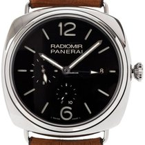 Panerai Radiomir 10 Days GMT Stahl 47mm