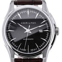Hamilton 44mm Automatisch nieuw Jazzmaster Viewmatic Zwart