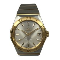 Omega Constellation Men  Co-Axial 38 mm
