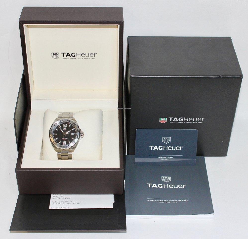 1dcc6cdb1cf Comprar relógios TAG Heuer