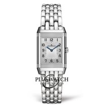 Jaeger-LeCoultre Reverso Classic Small Staal 34.2mm Zilver Arabisch