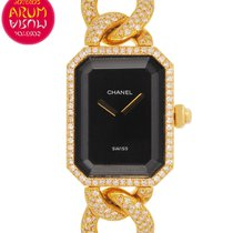Chanel Women's watch Première 20mm Quartz pre-owned Watch only