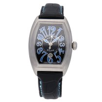 Franck Muller 33.5mm Automatic pre-owned Conquistador Black