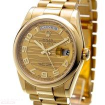 Rolex Day-Date 36 118208 2008 gebraucht