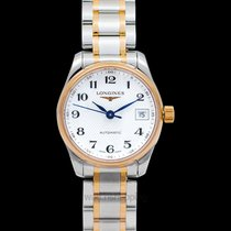 Longines Master Collection Rose gold 25.5mm Silver United States of America, California, San Mateo