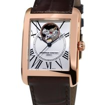 Frederique Constant Classics Automatic Staal 30mm Zilver Romeins