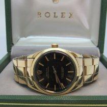 Rolex Stahl Automatik Rolex Oyster Perpetual Date 1500 gebraucht