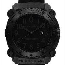 Hamilton Khaki Navy BeLOWZERO H78585333 new