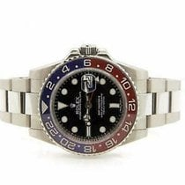 Rolex 116719 White gold 2000 GMT-Master II 40mm pre-owned United States of America, Florida, Miami
