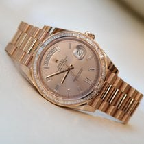 Rolex Day-Date 40 Roségold 40mm Pink