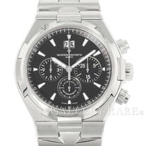Vacheron Constantin 49150/B01A-9097 Steel 2006 Overseas Chronograph 42mm pre-owned