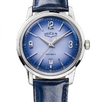 Vulcain new Automatic Display back 42mm Steel Sapphire crystal