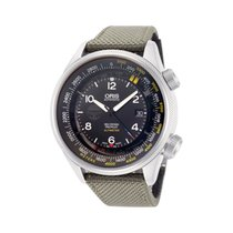 Oris Big Crown ProPilot Altimeter 01-733-7705-4184-07-5-23-14FC новые