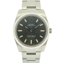 Rolex Oyster Perpetual 34 114200 2017 pre-owned