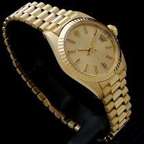 Rolex 6917 Or jaune 1981 Lady-Datejust 26mm occasion