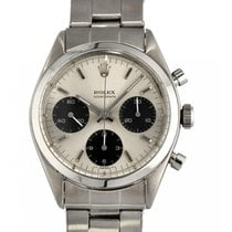 Rolex Chronograph Stal 36mm Szary Arabskie