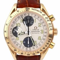 Omega 3623.33.01 Red gold 1990 Speedmaster Day Date 39mm pre-owned United States of America, New York, Lynbrook