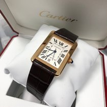 Cartier Tank Solo W5200026 2012 pre-owned