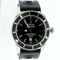Breitling Superocean Héritage 46 Steel 46mm Black United States of America, New York, New York