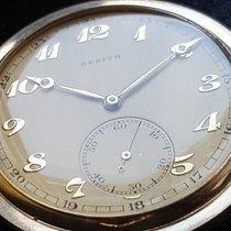 Zenith Cronometre Zenith Grand Prix Paris 1900 14K