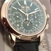 Patek Philippe Perpetual Calendar Chronograph Blue Dial
