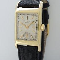 Πατέκ Φιλίπ (Patek Philippe) Vintage Rectangular Handaufzug