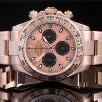 Rolex 116505 Rose Gold / Everose Gold Daytona-Rose Dial