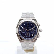 Vacheron Constantin Overseas Chronograph Steel 42.5mm Blue United Kingdom, London