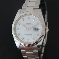 Rolex Datejust 41 MOP Diamonds 126334