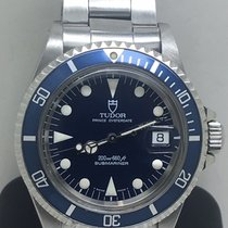 Tudor Submariner By Rolex Blue Dial