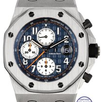 오드마피게 Royal Oak Offshore Navy Blue 42mm 26470ST.OO.A027CA.01...
