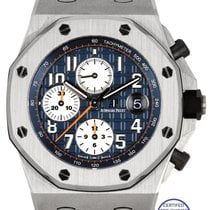 Audemars Piguet Royal Oak Offshore Navy Blue 42mm 26470ST.OO.A...