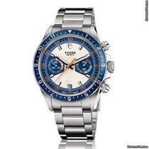 Tudor Heritage Chrono Blue M70330B-0001 new