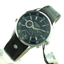 Roamer Steel Quartz 508821 41 53 05 new