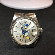 劳力士  Datejust - 1601 - Disney Donald Duck Paperino Mickey - 1965